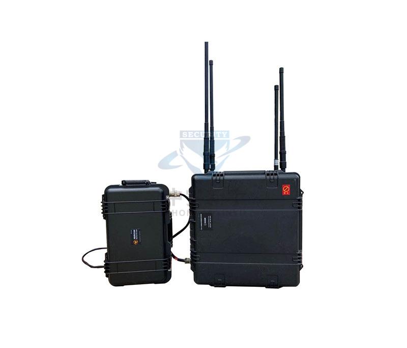 JALD-18便携式SDR宽带频率电子封控系统