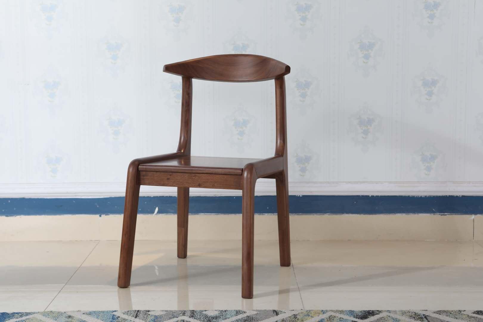 乌金木现代简约---餐桌椅系列