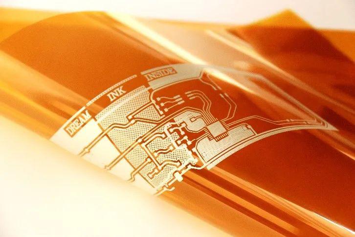 平面柔性电子印刷