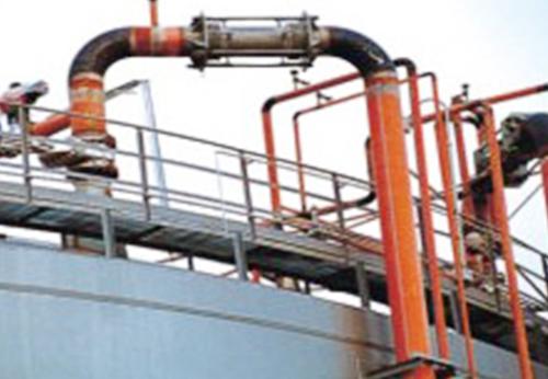 珠海BP液化石油氣二期擴建項目消防設施
