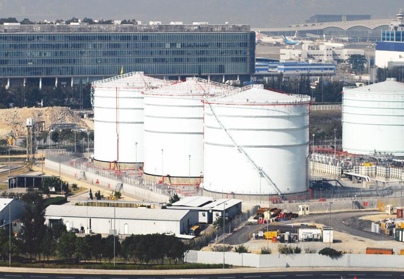 香港华润仓储油库项目