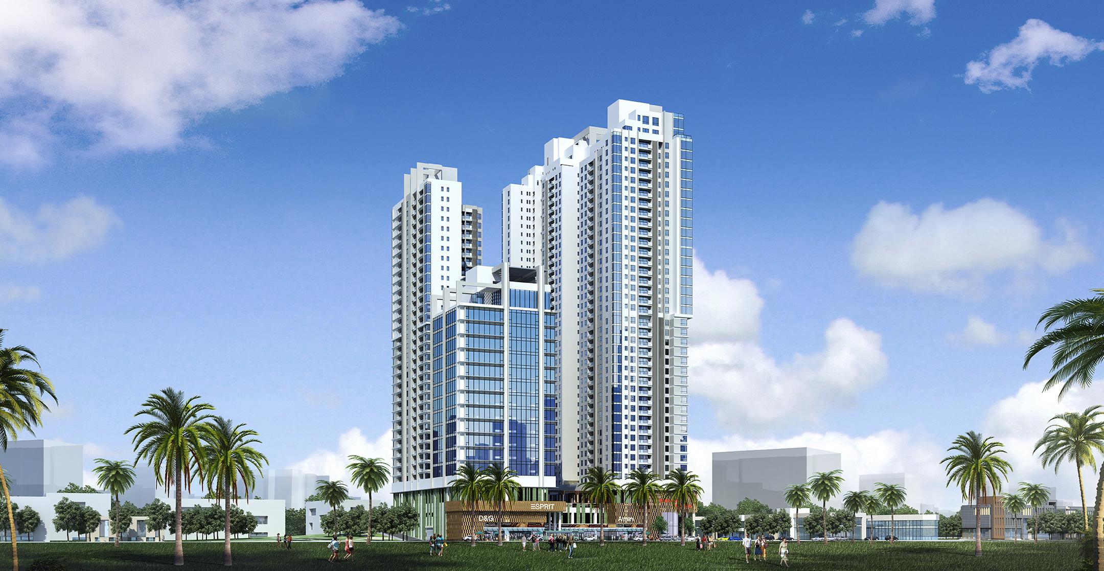中航国际ASTORIA豪华公寓