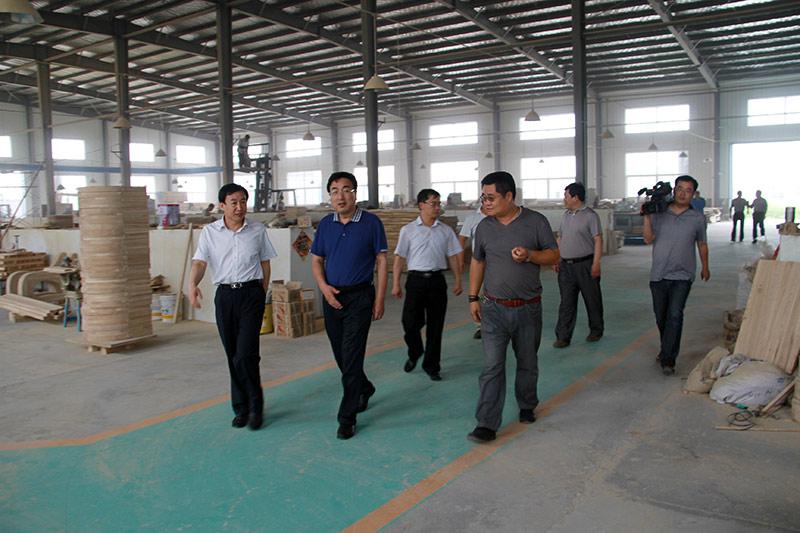 2014高博木业产业园竣工