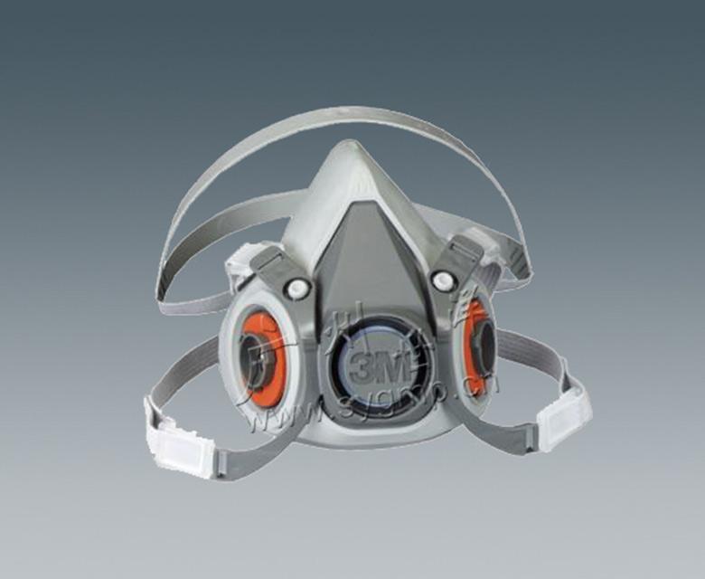 3M 6000系列實用性防護面具