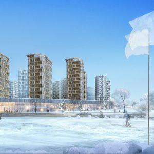 2022北京冬奧會人才公寓