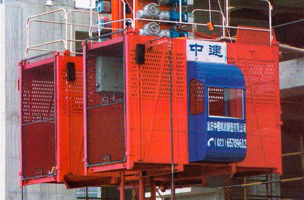 SC200/200施工升降機(初級款)