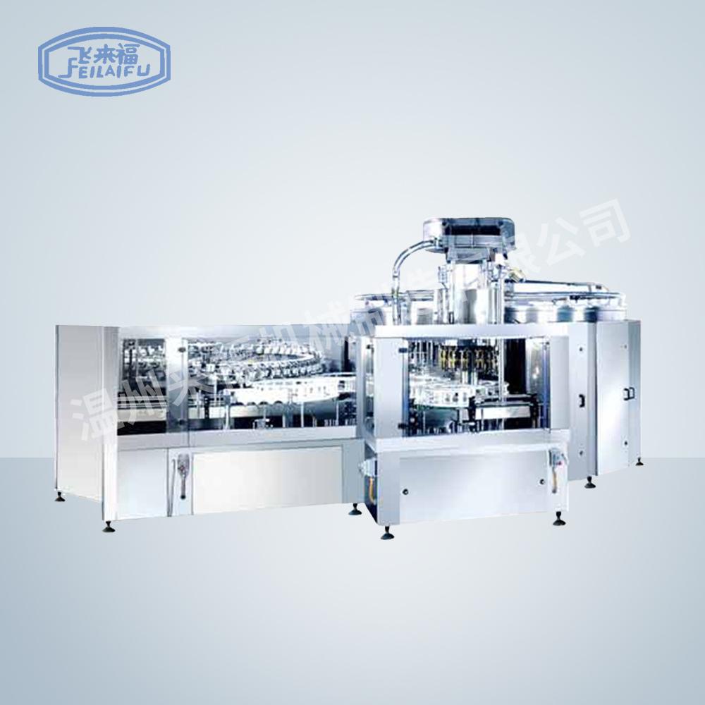 JR60-60-15 24000B/H 沖瓶灌裝旋蓋三合一機組