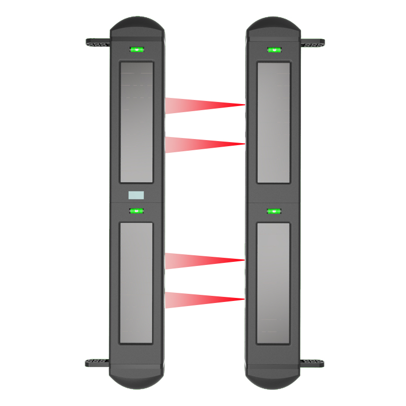 四光束太阳能对射式电子围栏 HB-T001R4
