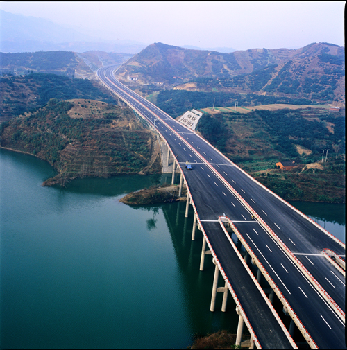 襄陽至十堰高速公路 | 襄陽至谷城段