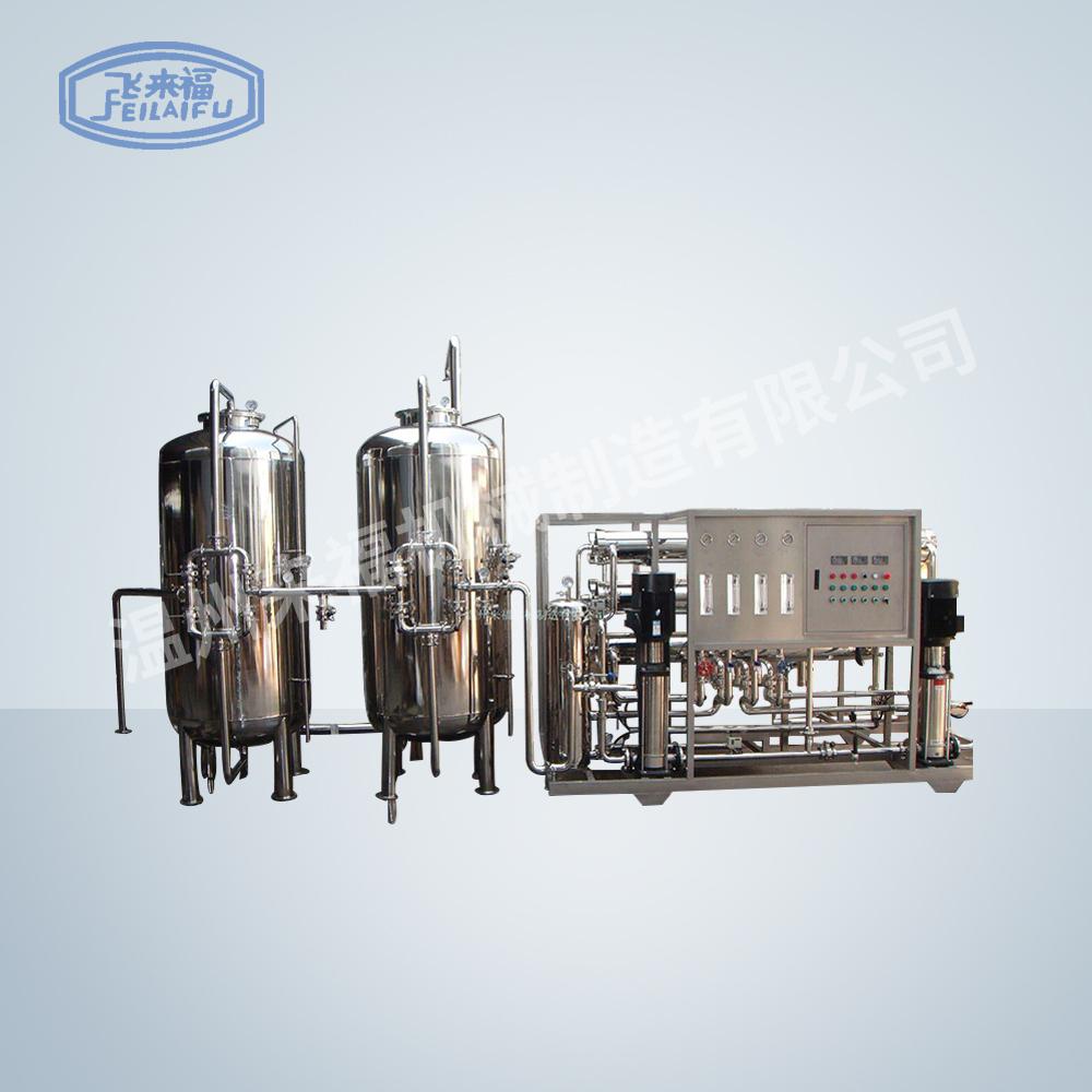 4噸/小時純化水設備