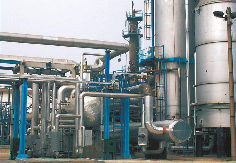 中石化巴陵公司乙內酰胺裝置