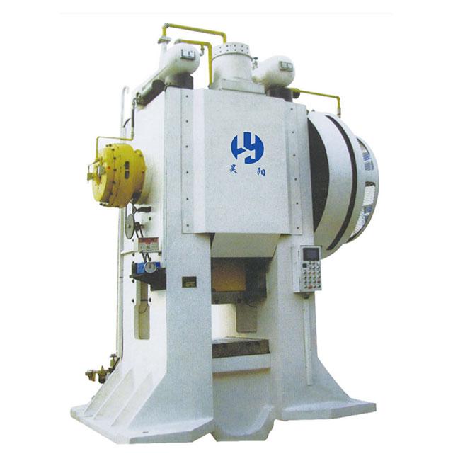 青岛发少稳胆机械有限公司-MP系列热模锻压力机