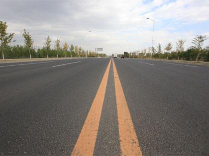 仁和二三产业园道路