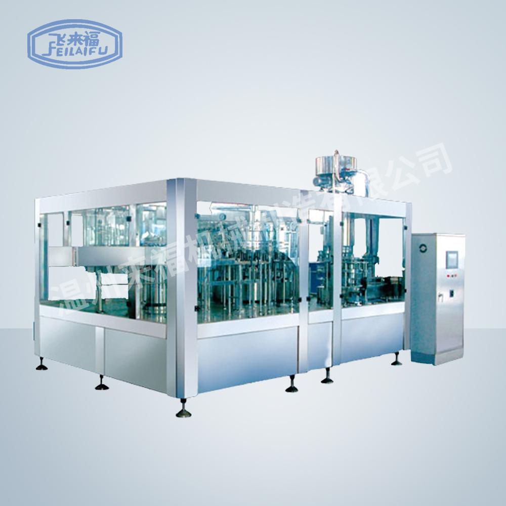 JR40-40-10D 15000B-H沖瓶灌裝旋蓋三合一機組