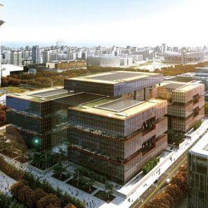 北京亞洲基礎設施投資銀行總部