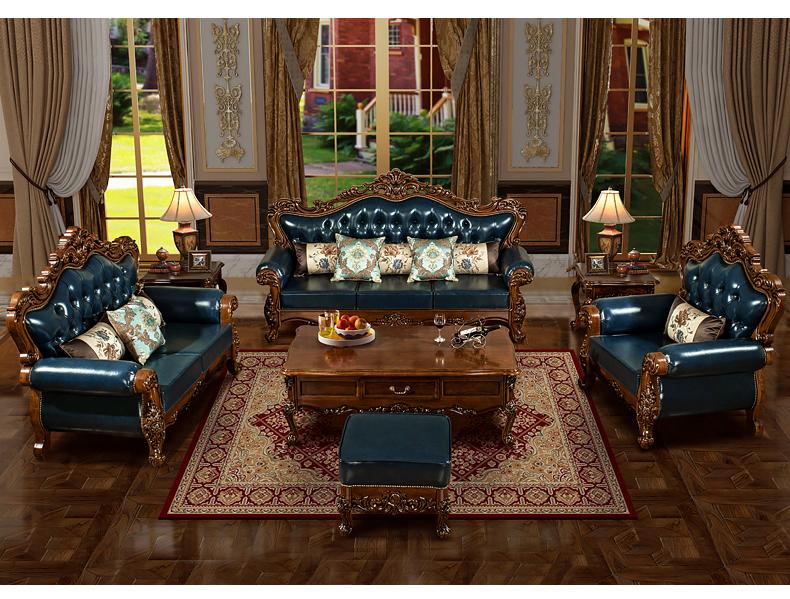 欧式家具---沙发系列