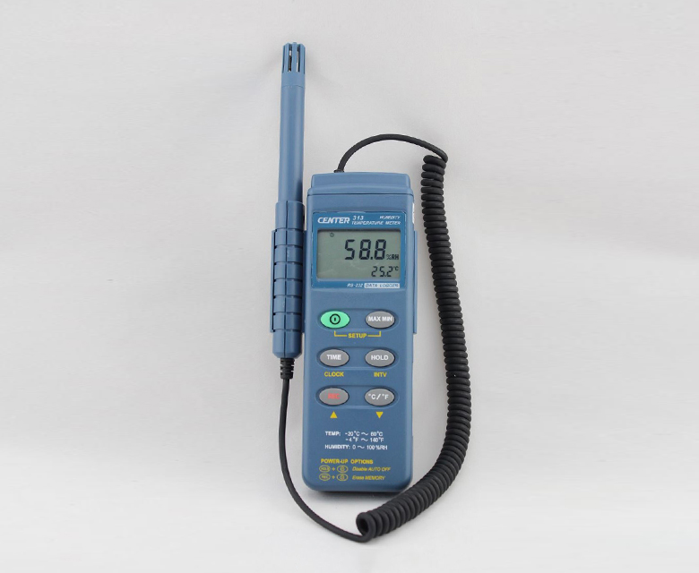 手持式溫濕度計