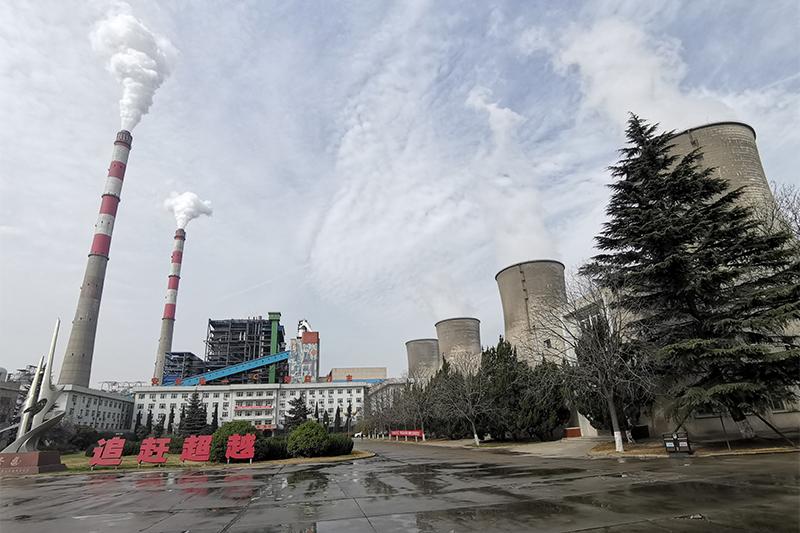 陜西渭河電廠電除塵器改造