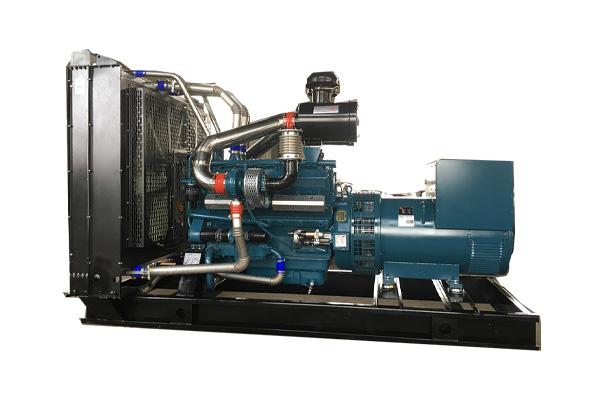 550kw上海系列柴油發電機