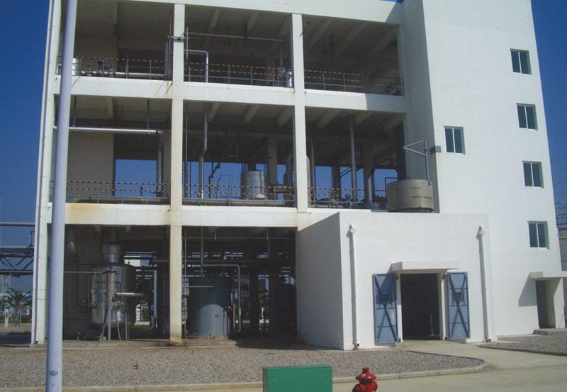 中海石油化學有限公司年產3萬噸甲醛項目
