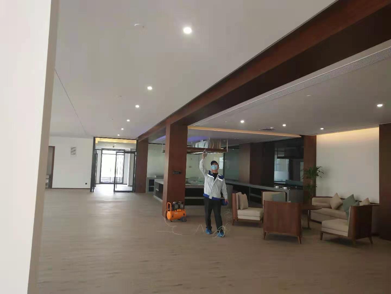 廣州卡麗酒店4300+方除甲醛