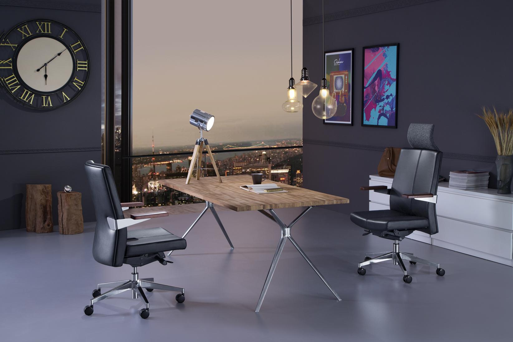 辦公家具需以人為本為設計標準