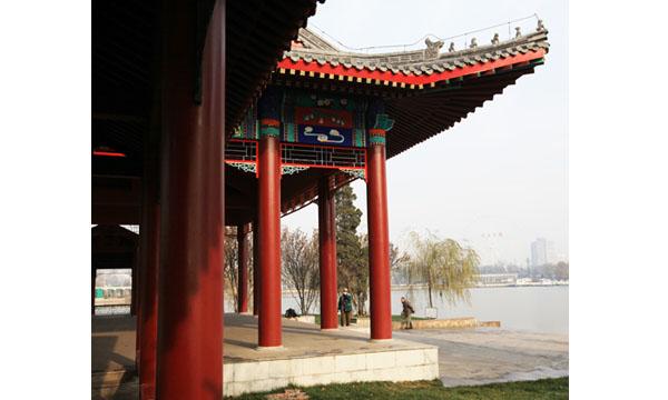 天津水上公園提升改造工程