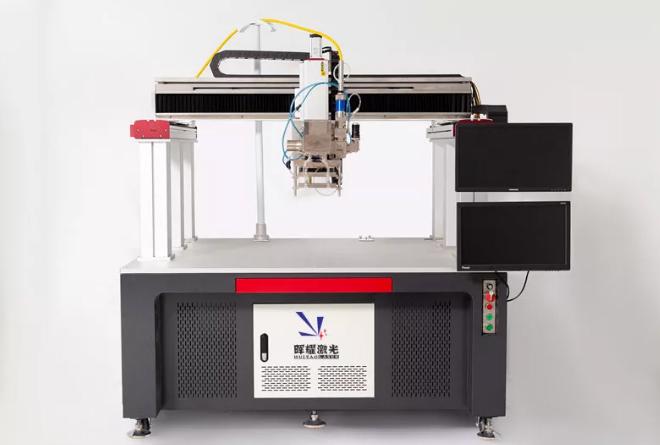 龙门振镜焊接系统