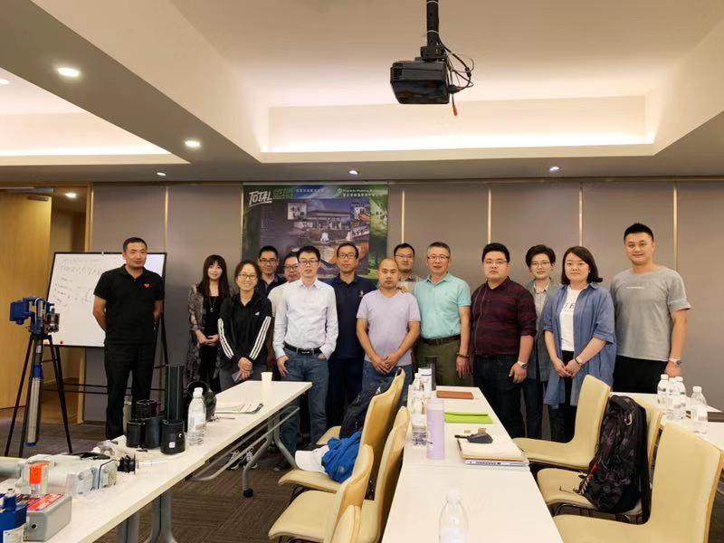 2019年9月,富蘭克林產品技術交流會在北京舉行