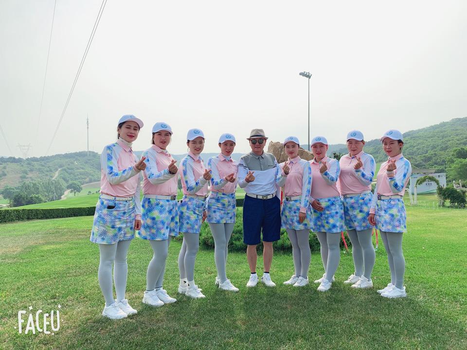 遼寧鐵嶺龍山高爾夫球場