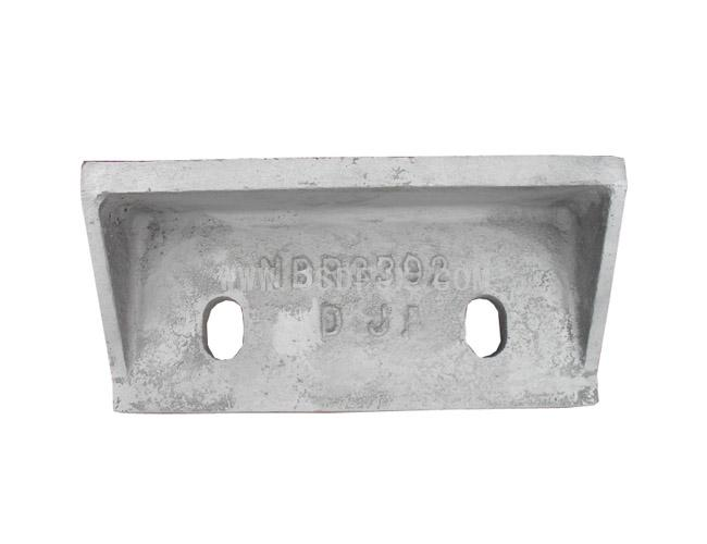 NBR3392落差處擋料板