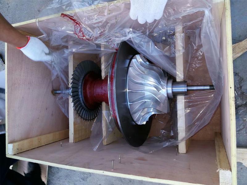 增壓器VTR304轉子總成