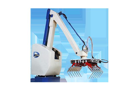 Automatic palletizing equipment