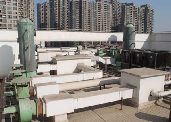 湖北省檢驗檢疫局實驗室工程案例