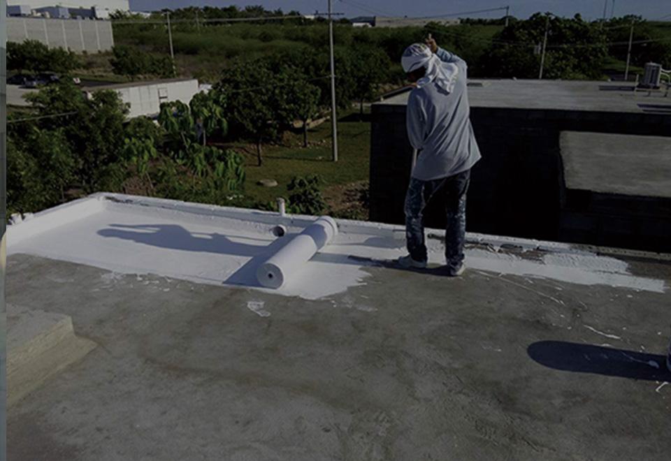 做金屬屋面防水時,聚酯布該怎么選擇?
