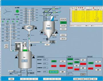 液體原料自動化輸送及生產控制系統
