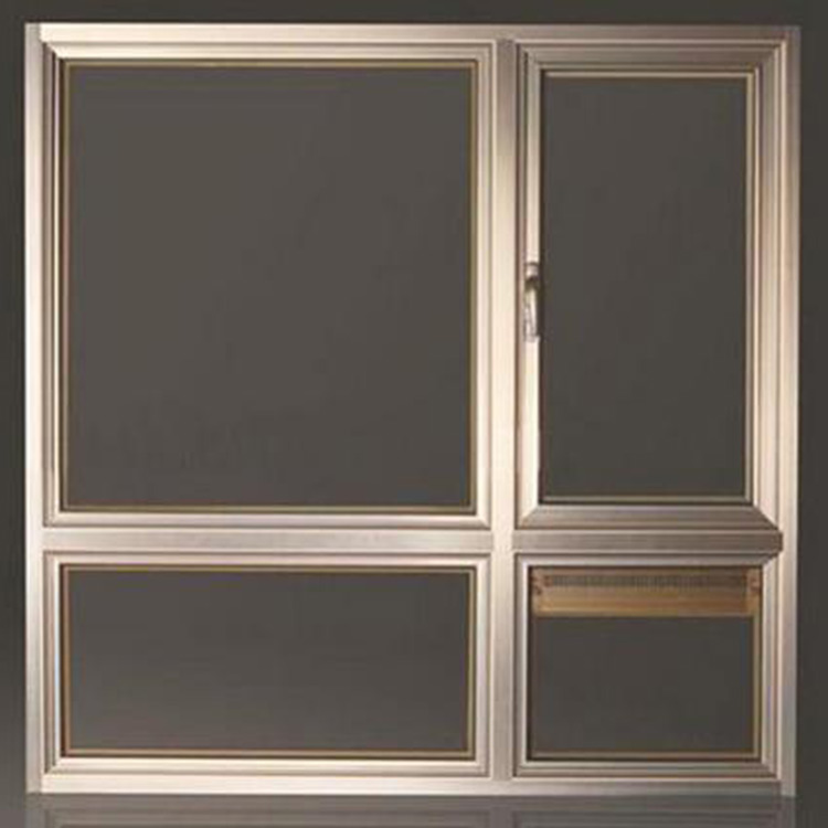 鋁合金耐火窗