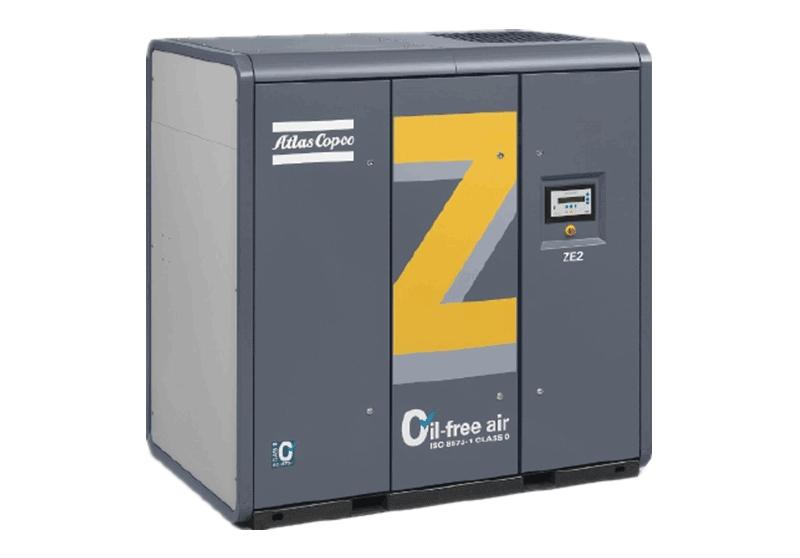 ZE、ZA 低壓螺桿空壓機