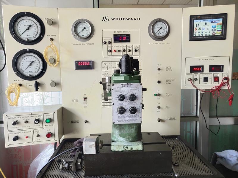 WOODWARD調速器UG-8試驗