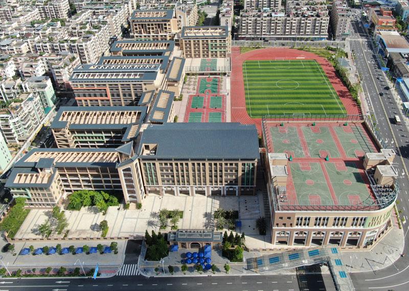 新會東區學校