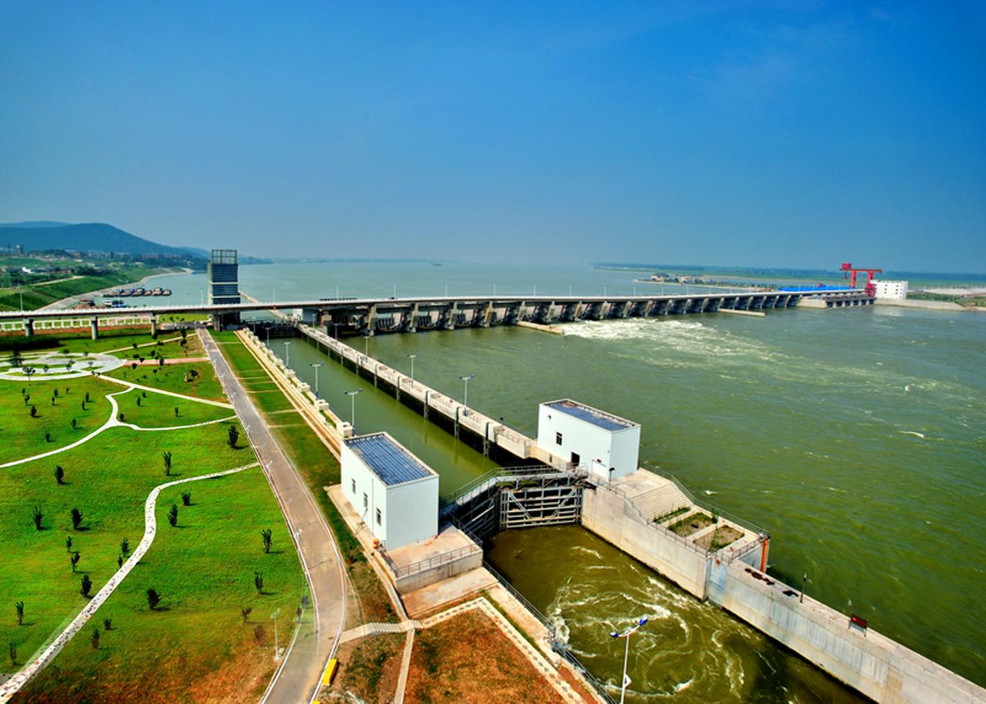 漢江崔家營航電樞紐工程