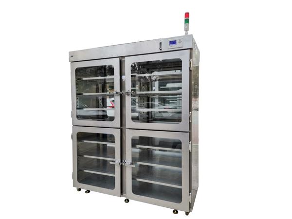 智能物聯BLAN-N1800雙面玻璃氮氣柜