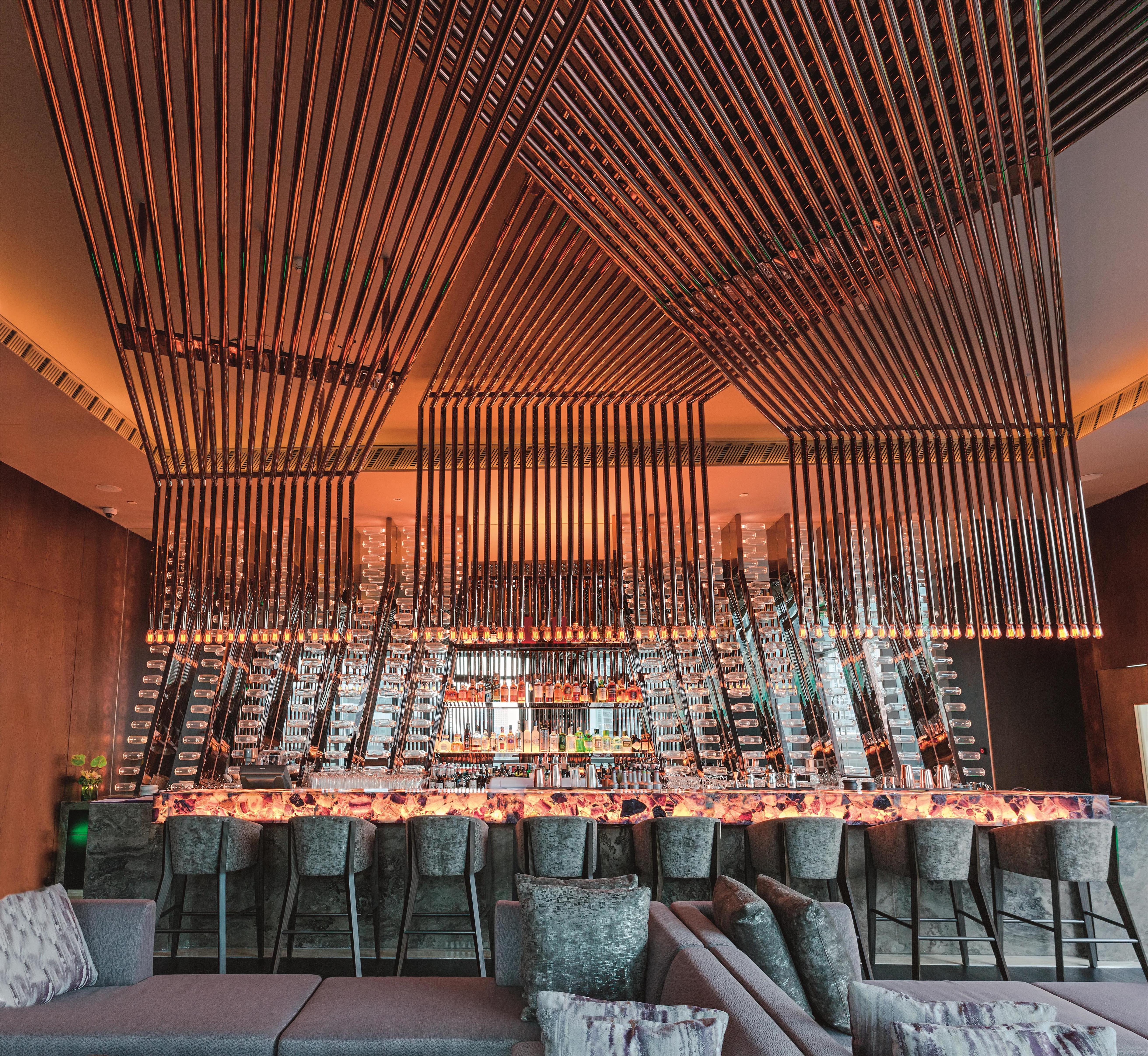 广州康莱德酒店照明设计