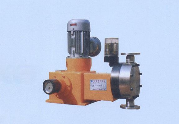 J-ZM型液压隔膜式计量泵