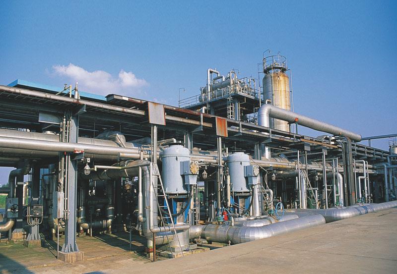 蒂斯曼工程塑料(江陰)有限公司工業管道項目