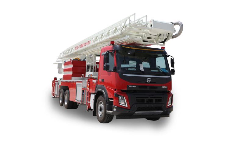 DG42型登高平臺消防車