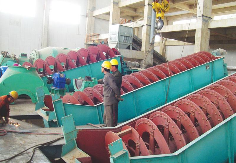 山西魯能晉北鋁業100萬噸氧化鋁擴建工程溶出車間