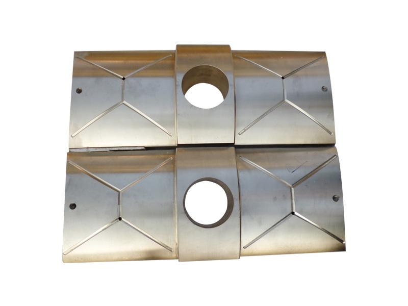 轧机万向接轴铜滑块