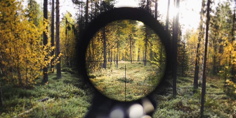 如何協調瞄準鏡與彈道的關系
