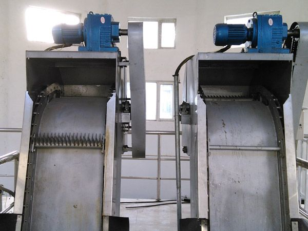農村污水處理設備工程案例